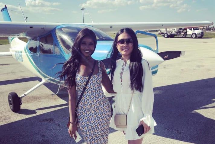 Miami Beach Private Plane Tour - 60 Mins