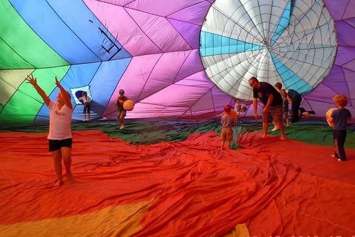 Maine Balloon Start