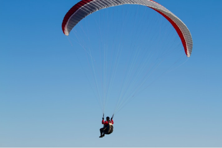 Paragliding Chicago - 30 Minute Flight