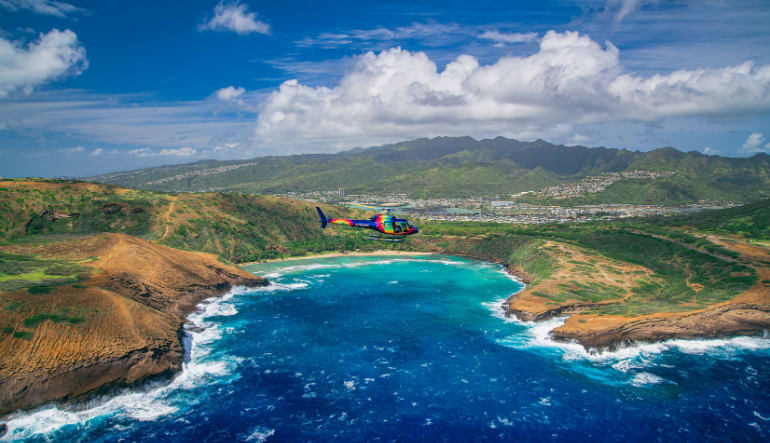 Helicopter Tour Oahu (Doors Off Available) - 30 Minutes