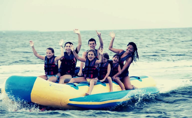 Key West Watersports Do-It-All Package - Parasail, Jet Ski, Snorkel, and More! (6 Hours)