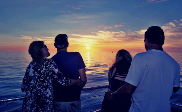 Key West Sunset Sail - 2 Hours