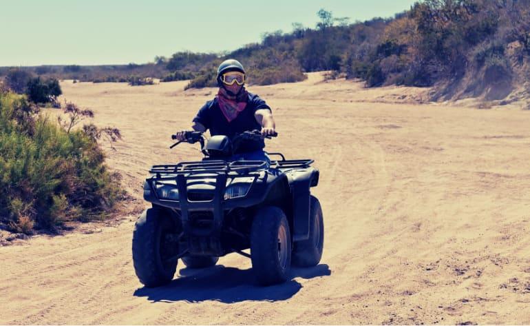 ATV Guided Tour Phoenix, Box Canyon - 3 Hrs