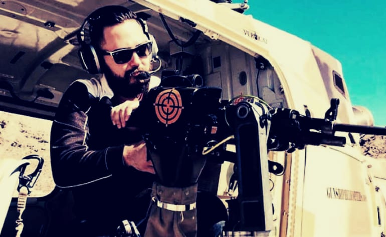 Helicopter Tour Las Vegas, Aerial Shooting Experience