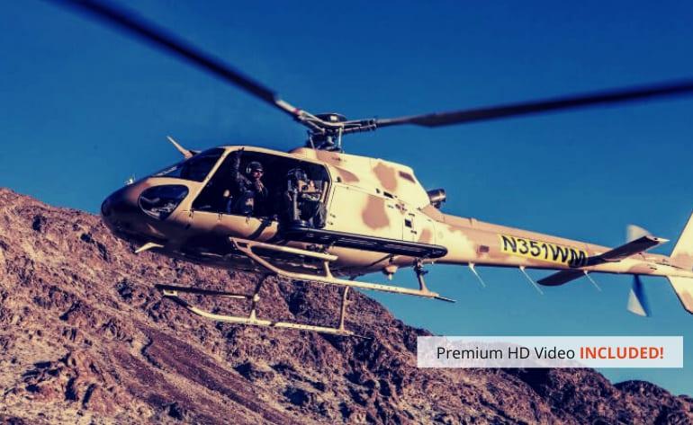 Ultimate Aerial Shooting Adventure, Las Vegas