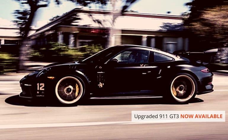 Porsche Driving Experience, 911 GT3, 3 Laps, Homestead Miami Speedway