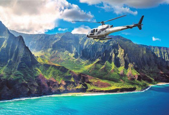 Helicopter Tour Kauai, Amazing Adventure - 50 Minutes