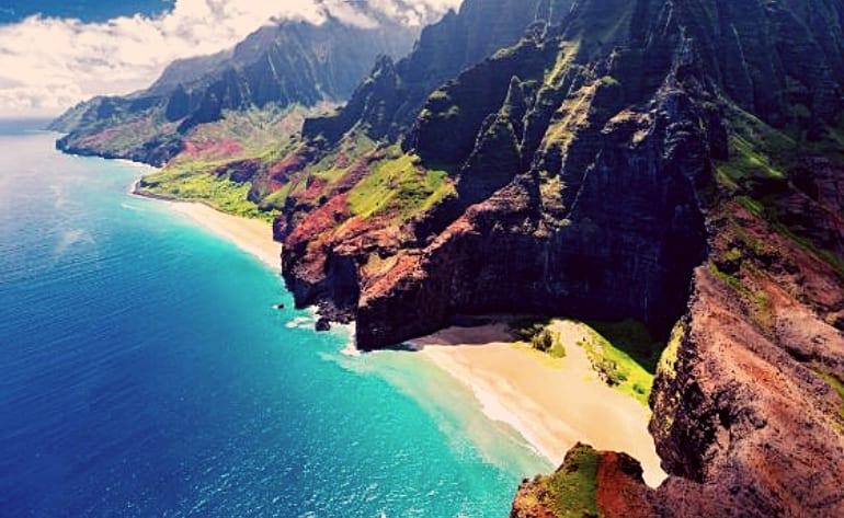 Helicopter Tour Kauai, Epic Adventure - 60 Minutes