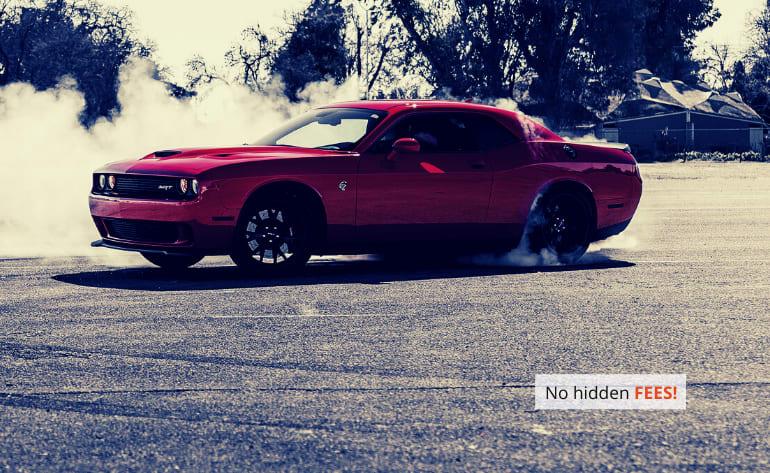 Dodge Charger SRT Hellcat Ride-Along - Las Vegas Motor Speedway