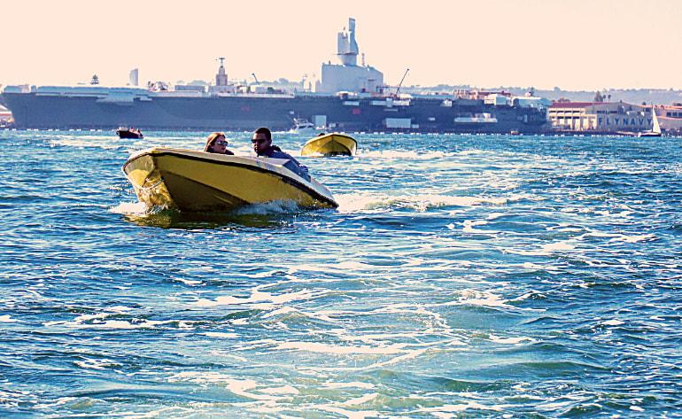 Speed Boat Tour Miami, 2 Hours