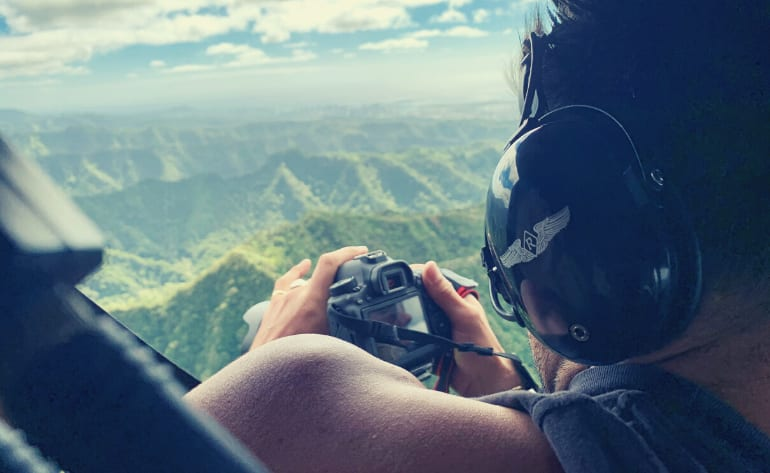 Private Helicopter Tour Oahu, Waikiki & South Shore - 18 Minutes