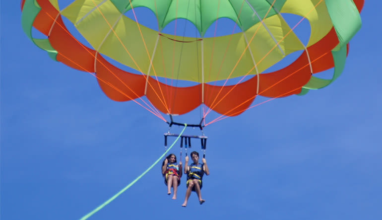 Parasailing Key West - 10 Minute Flight