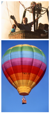 Hot Air Balloon Ride Atlanta - 1 Hour Flight