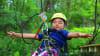 Person Deal: Ziplining Harpers Ferry, 8 Zip Adventure Little Boy