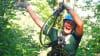 Ziplining Harpers Ferry, 8 Zip Adventure Smile