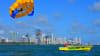 Parasailing Miami - 12 Minute Flight Pulling