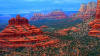 Sedona Helicopter Tour of Red Rocks, Bear Wallow Flight Landscape