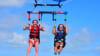 Jet Ski Tour and Parasailing COMBO Tandem