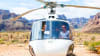 Helicopter Tour Grand Canyon, Floor Landing and Champagne Picnic
