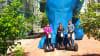 Denver Segway Tour - 2 Hours  Blue Statue