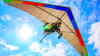 Hang Gliding Chattanooga - 1,500ft Flight Color