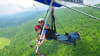 Hang Gliding Chattanooga - 1,500ft Flight Views