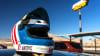 Italian Faceoff 2 Supercar Drive Helmet