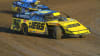 Dirt Track Racing Race In Action