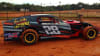Dirt Track Racing Red Dirt