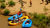 Whitewater Boating Expedition, Cataract Canyon Rafts