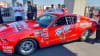 Mustang Drag Racing, Ride Along