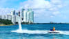 Flyboarding Miami, Sea Isle Marina Lady