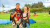 Oahu Skydive - 10,000ft Jump Landing