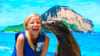 Sea Lion Swim Hawaii with Admission to Sea Life Park Girl