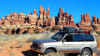 Canyonland's Island in the Sky 4x4 Tour, 4 Hours Rock Formations