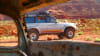 Canyonland's Island in the Sky 4x4 Tour, 4 Hours Old Car