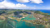 Private Helicopter Tour Oahu, VIP Experience - 1 Hour (Includes Waikiki Hotel Shuttle) Landscape
