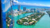 Helicopter Tour Miami, Private Ride - 40 Minutes Looking Out