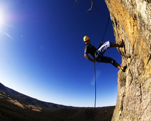Abseiling Adventure, Multipitch Day - Sydney