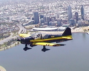 Aerobatic Flight - Perth