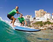 Surfing, Learn to Surf at Bondi Beach - Sydney, 2 Hour Lesson