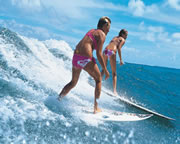 Surfing, Learn to Surf at Manly Beach - Sydney 5 Lesson Package