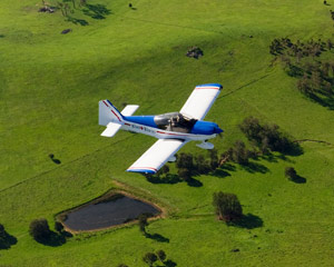 Aerobatic Flying Lesson, Robin 2160, 45-minute BONUS EXTRA 15 MINUTES FLIGHT TIME! - Sydney