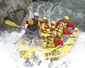 White Water Rafting - Kaituna River, Rotorua, New Zealand