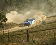 Rally Driving Adelaide - Half Day 32 Lap Drive AND 2 Hot Laps