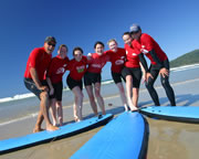Surfing, Learn to Surf Noosa, 5 Lesson Package