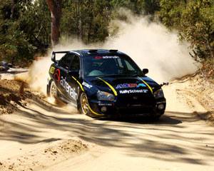 Rally Driving Sydney - 17 Lap Combo (Drive 2 Cars!)