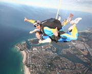 Skydiving Gold Coast - Beach Tandem Skydive 12,000ft