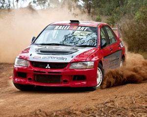 Rally Driving Adelaide - 17 Lap Combo (Drive 2 Cars!)