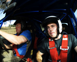 Rally Driving Adelaide - 8 Lap Drive AND 1 Hot Lap